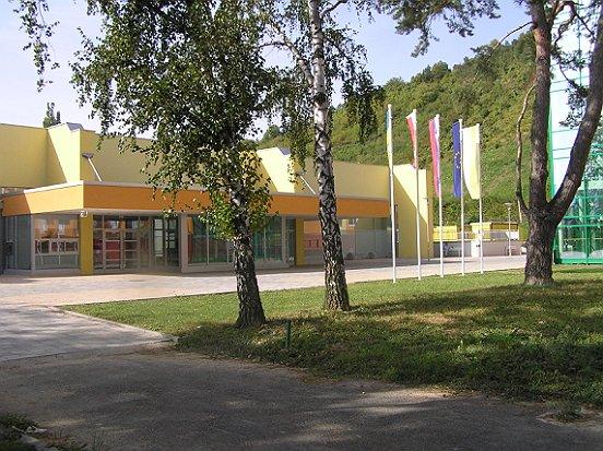 Dvorana Vrbanska vhod