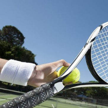 Študentsko tekmovanje v tenisu