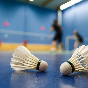 Turnir v badmintonu in namiznem tenisu