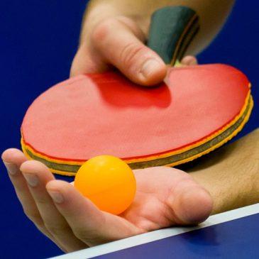 Prvenstvo v namiznem tenisu in badmintonu