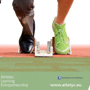 Brezplačno izobraževanje podjetništva za športnike