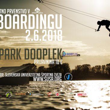 DUP v wakeboardingu