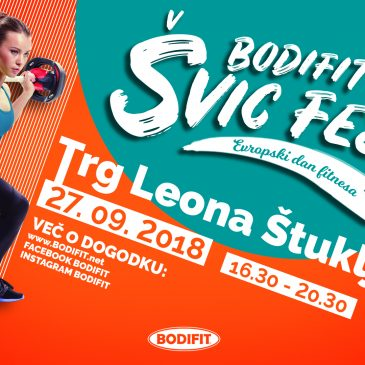 BODIFIT ŠVIC FEST