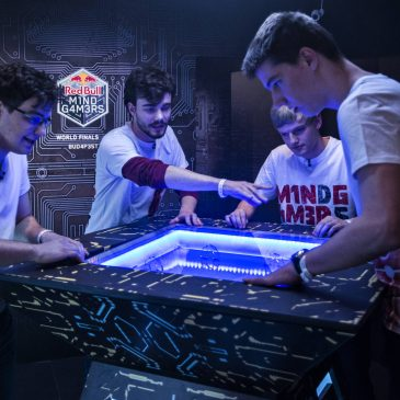 Red Bull Escape Room