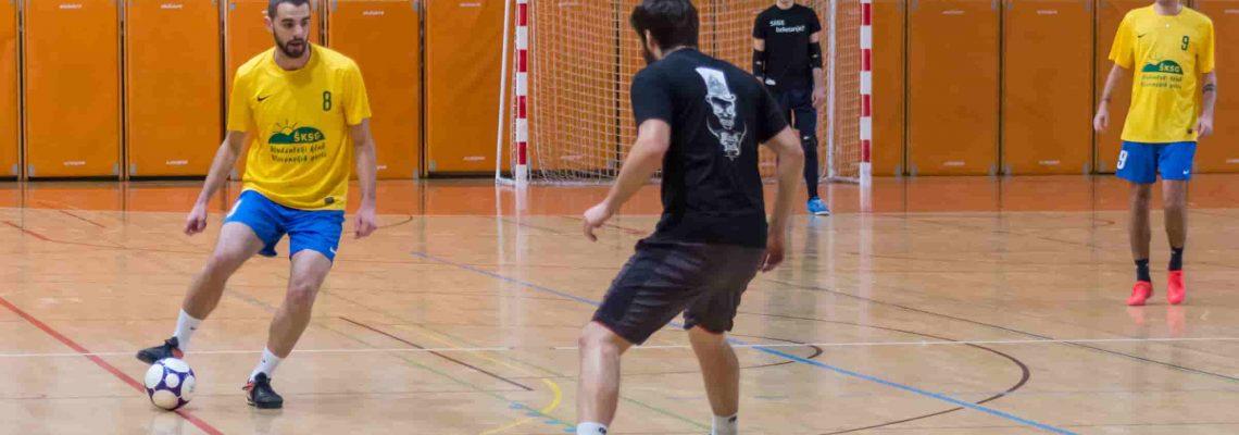 Študentska futsal liga Zdrava Zabava