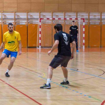 Predstavitev ekip Študentske futsal lige