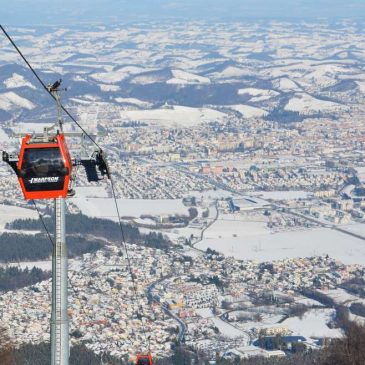 Študentsko smučanje na Mariborskem Pohorju