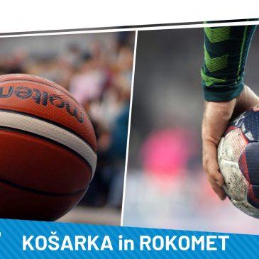 DUP v košarki in rokometu