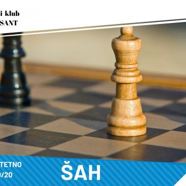 DUP v šahu 2019/20