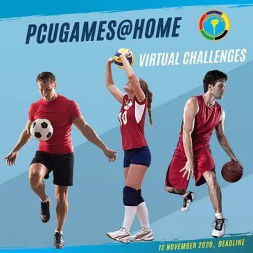 Postani virtualni zmagovalec PCU iger!